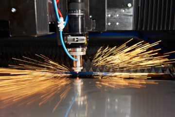 Technologie laserového dělení
