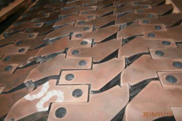 kovový výpalek